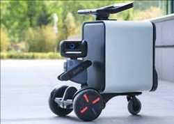 자율 배송 로봇 시장