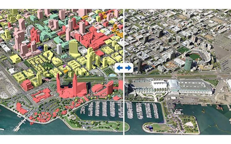 글로벌 도시 계획 소프트웨어 및 서비스 시장